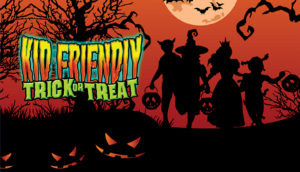 Kid Friendly Trick or Treat at Bridgeport Gore Grounds